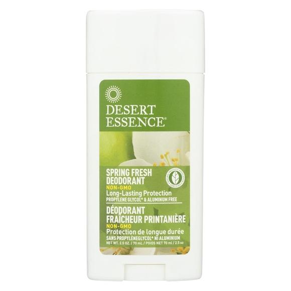 Picture of Desert Essence - Deodorant - Spring Fresh - 2.5 oz